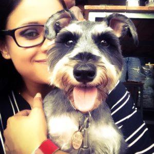 Seema Subash and Chelsea-Boo